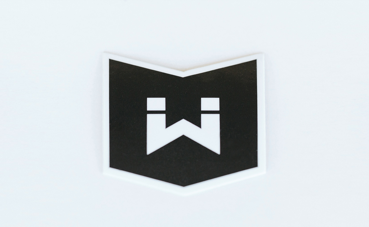 Warrior Icon Decal