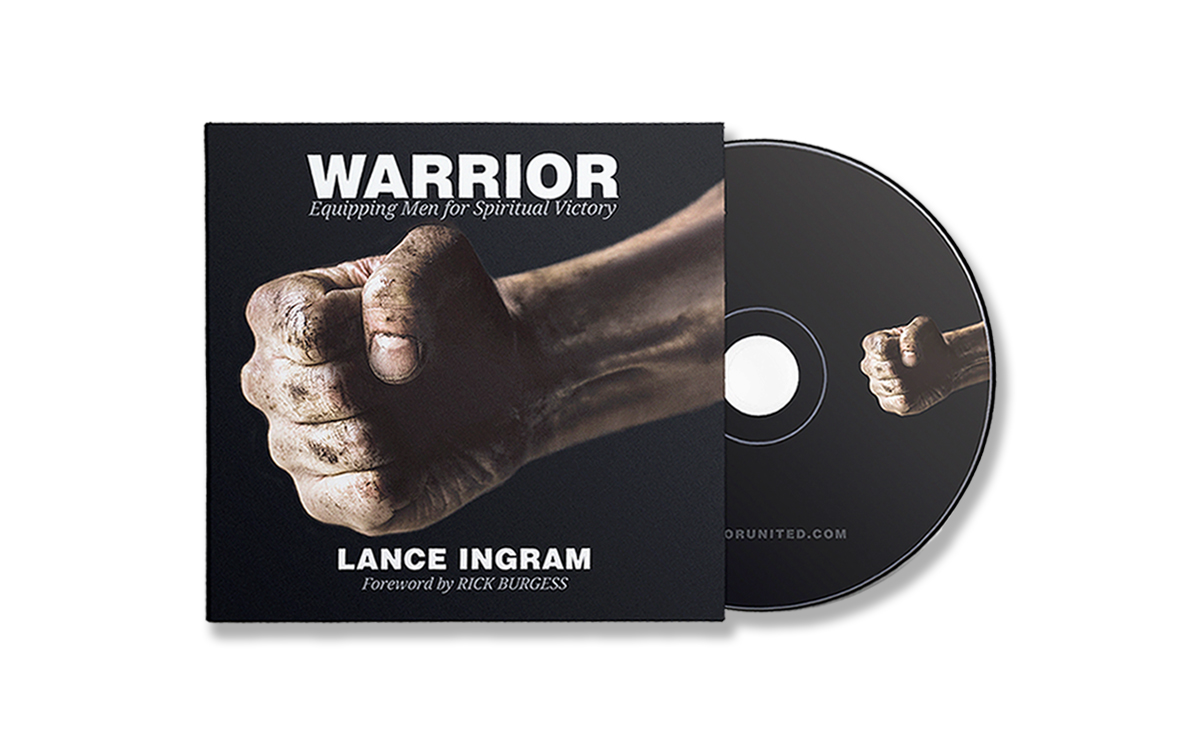 Warrior Audiobook (MP3 CD)